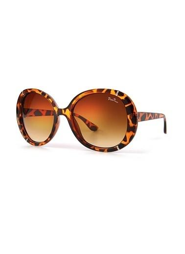 Della Pianto Güneş Gözlüğü Leopar